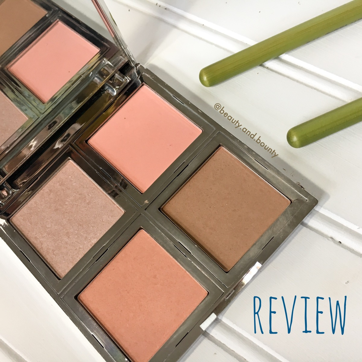 e.l.f. Beautifully Bare Natural Glow Face Palette – Review