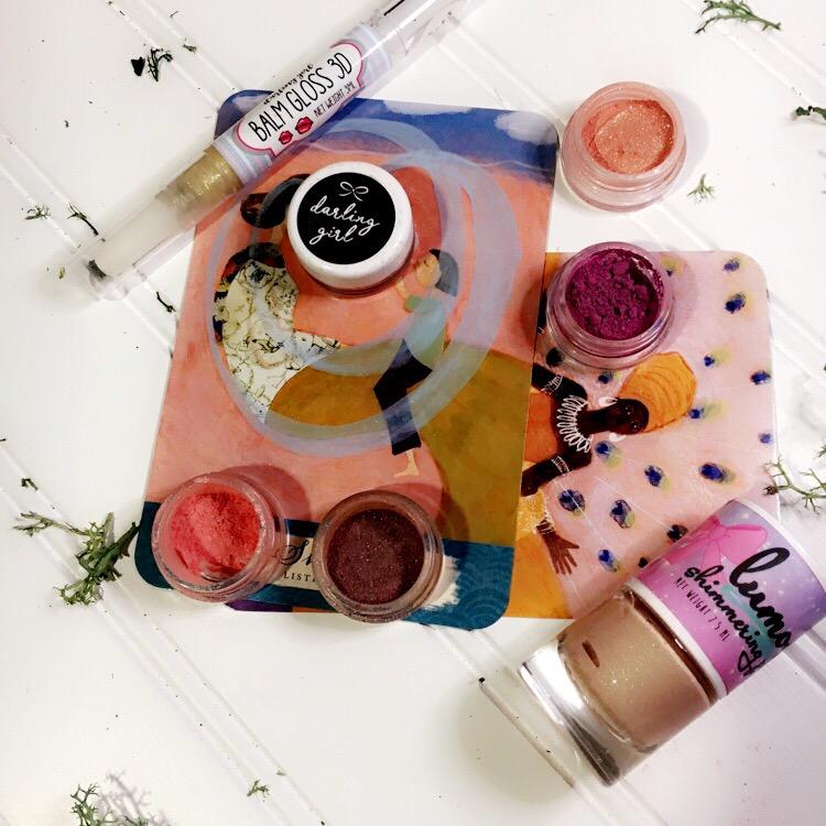 Indie Cosmetics Spotlight #3 – Darling Girl Cosmetics –Review