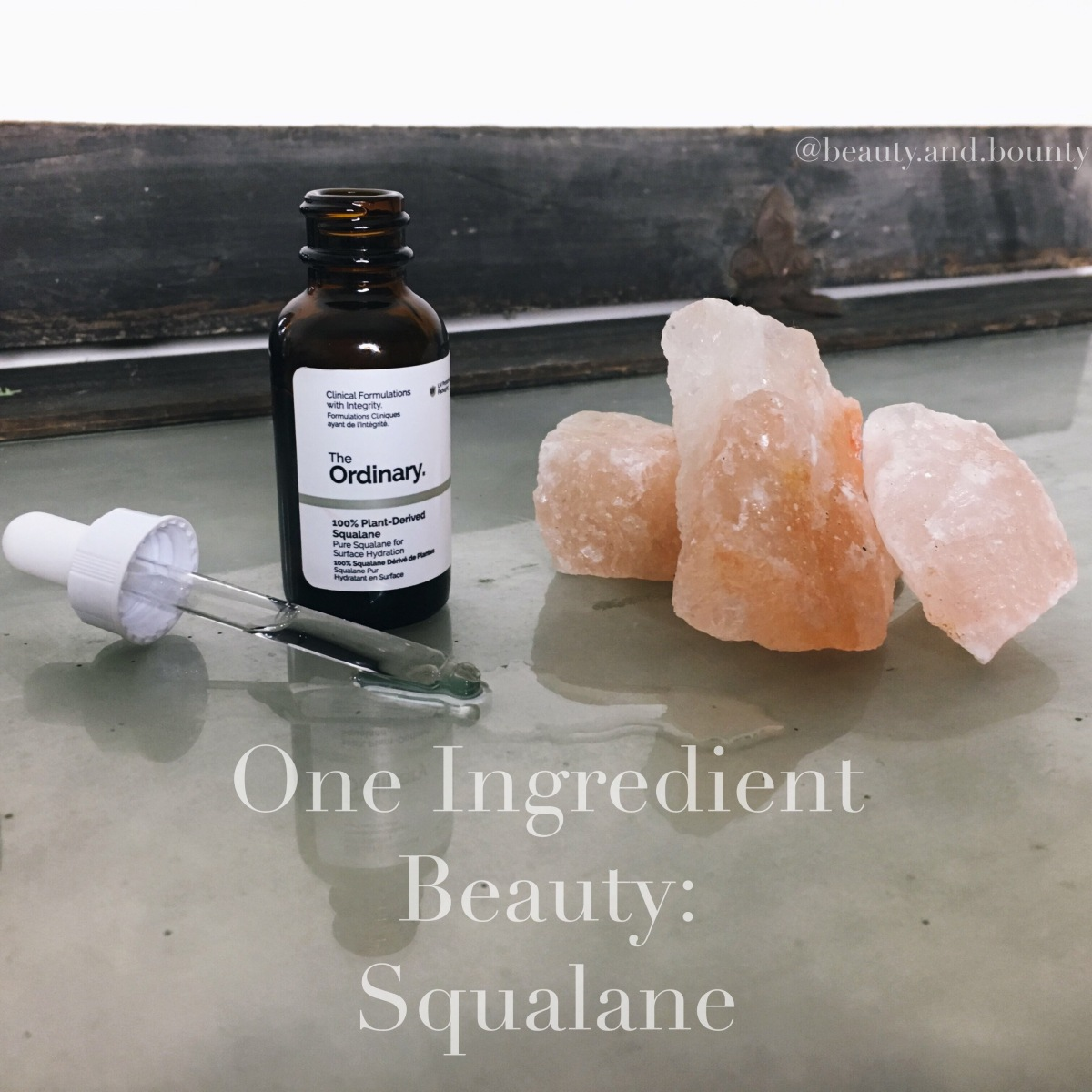 Simple Beauty – Squalane