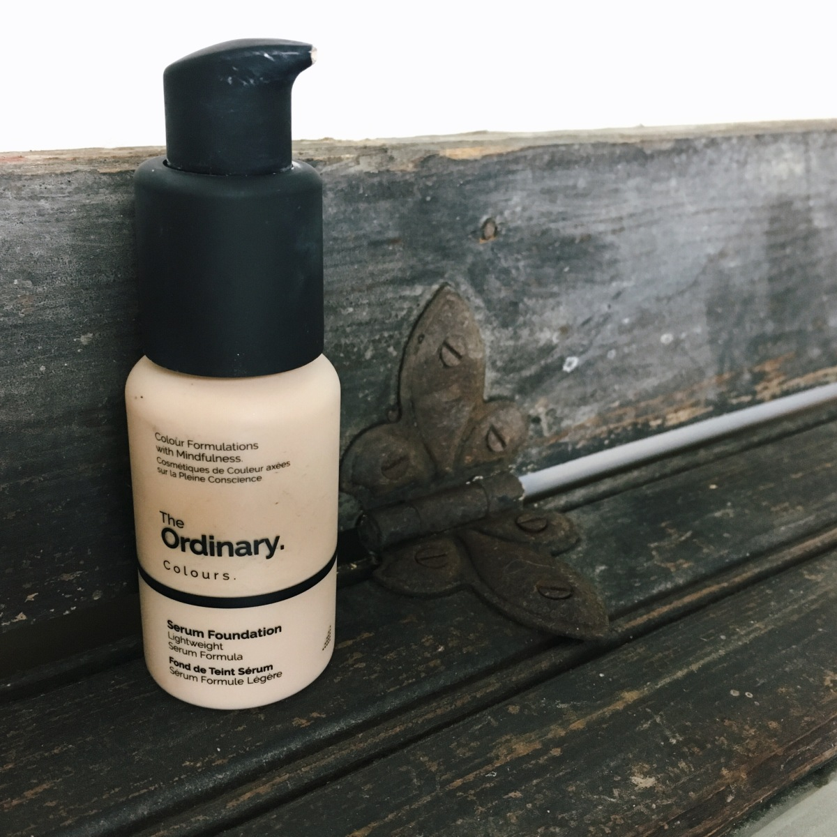 The Ordinary – Serum Foundation – Review