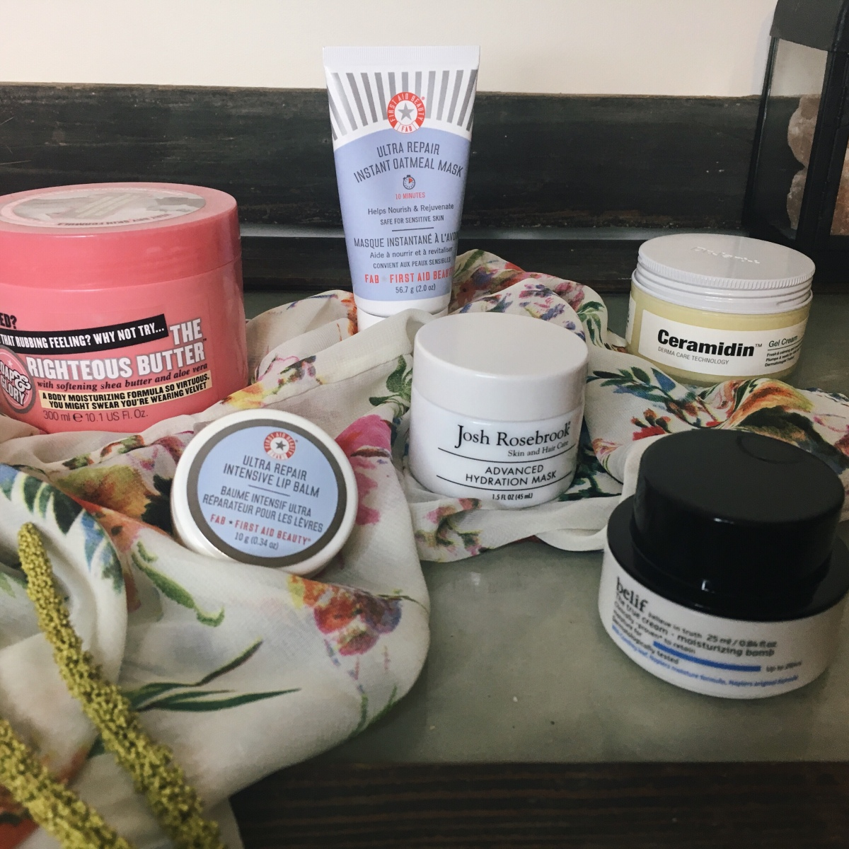 Skincare Winter Essentials – 2017