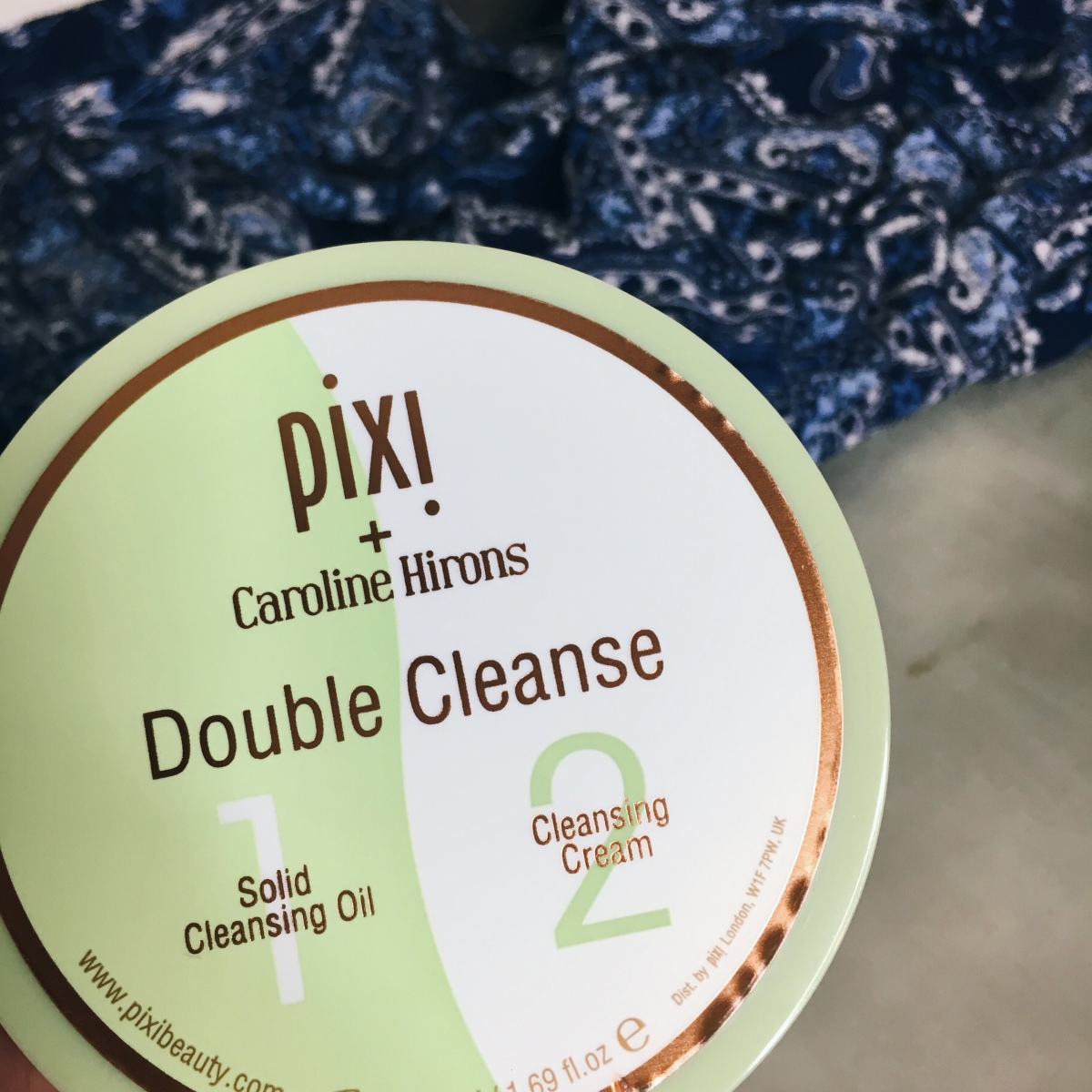 Pixi Beauty x Caroline Hirons | Double Cleanse | Review